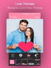 love themes video love slideshow video maker apk download free video players