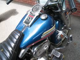 harley davidson colors for 1973