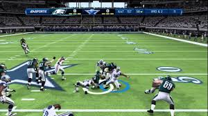 madden nfl 13 gameplay philadelphia eagles vs dallas cowboys
