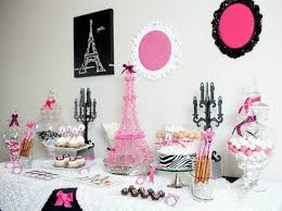 parisian baby shower party inspiration munchkins