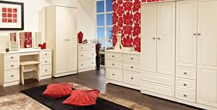 White Or Cream Bedroom Furniture Snowdon Bedroom Furniture By Gleneagle Furniture