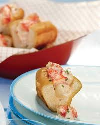 Recipe Lobster Roll by Lobster Recipes Martha Stewart