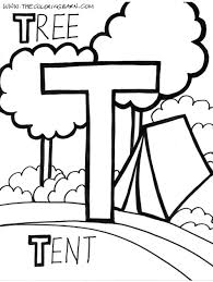 pictures letter t coloring pages 74 in coloring for kids with