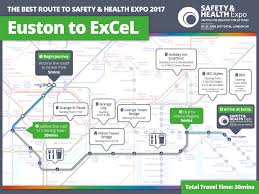 Tower Of London Floor Plan Getting To Excel London Safety And Health Expo