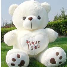 big teddy valentines day teddy valentines day 38in chubs teddy bears with i you
