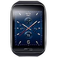 samsung smartwatch black friday samsung gear s smart watch black amazon co uk electronics