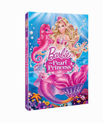 barbie launches mermaid movie barbie pearl