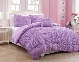 Purple Velvet Comforter Best Purple Bedding With New Design Naindien