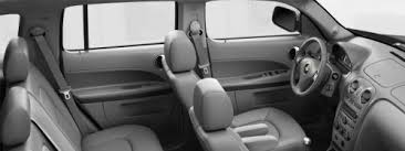2006 Chevy Hhr Interior 2006 Chevrolet Hhr Interior Image 2