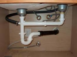 Installing A Kitchen Sink Drain Builders Net - Fitting a kitchen sink