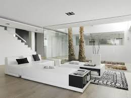 beautiful homes interior and lovely furnishing white interior