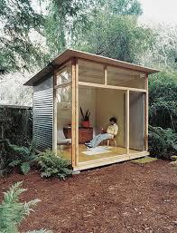 Best  Backyard Studio Ideas On Pinterest Backyard Office - Backyard room designs