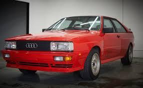 1983 audi quattro 1983 audi quattro turbo coupe hilltop motorcars