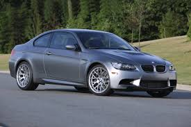 bmw rolls out a special 2011 m3 frozen gray coupe