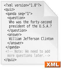xml wikipedia