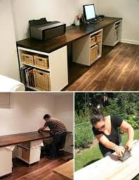 How To Build A Office Desk by Gorgeous 10 Building An Office Desk Decorating Design Of Best 20