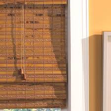 Bamboo Curtains For Windows Bamboo Shade Hyman Inc