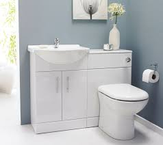 bathroom vanity units with basin and toilet bathroom decoration