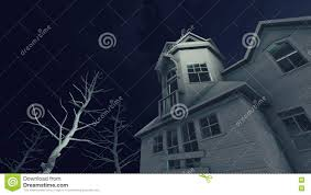 halloween video background loop haunted house haunted house at scary moon night 4k stock video video 78229219