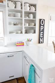 painting kitchen countertops to look like carrara marble in my