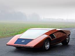 concept car of the amazing futuristic concept cars of the 1970s old concept cars