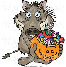 clipart of halloween royalty free hog stock pig designs page 6