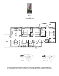 1 Bedroom Condo Floor Plans by Aria 1 Bedroom U2013 Plan F