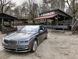 bmw 7 series review 2016 bmw 7 series road test and review autobytel com