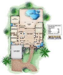 casa del amore home plan weber design group