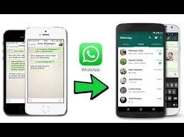 iphone to android transfer how to transfer whatsapp messages from iphone to android
