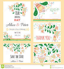 Wedding Invitations With Free Rsvp Cards Wedding Invitation Thank You Card Save The Date Cards Wedding