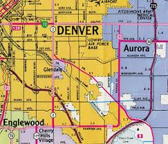 map us denver u s highway 285 aaroads colorado