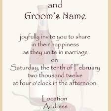how to word a wedding invitation invitation template marriage best of wedding invitation templates