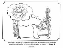 king david and nathan coloring pages online coloring pages