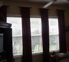 Extra Wide Window Blinds Oversized How Can I Cover This Very Wide Window Hometalk