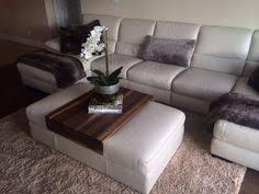 ottoman coffee table wrap tray furniture diy pinterest