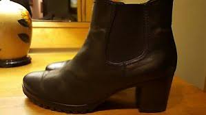 womens black ankle boots size 9 womens gabor black ankle boots size 9 excellent condition ebay