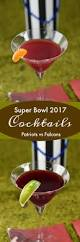super bowl 2017 cocktails u201cfalcons u201d recipe big game bowls and