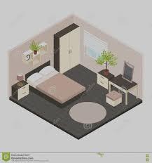plan chambre a coucher unique plan chambre a coucher int rieur isom trique de la 3d
