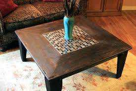 stone coffee table square stone inlay coffee table best stone coffee table ideas on city style