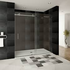 bullseye glass door glass shower door shattered image collections glass door
