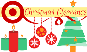 christmas clearance target christmas clearance sale up to 50 southern savers