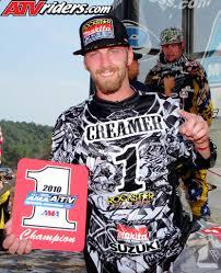 loretta lynn atv motocross rockstar makita suzuki u0027s josh creamer is the 2010 ama atv mx champion