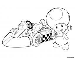 print super mario toad coloring pages printable coloring