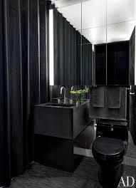 interiors gilles mendel u0027s black and white chelsea apartment