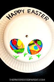 paper plate easter egg changer u2013 the pinterested parent