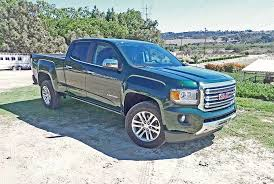 Ford Ranger Bed Dimensions 2015 Gmc Canyon Crew 4x4 Is It The Right Size For The Job
