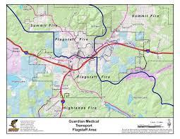 Northern Arizona Map by The Team Northern Arizona Healthcare