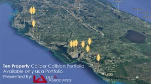 Southwest Florida Map 10 Property Caliber Collision Portfolio Sw Florida Industrial