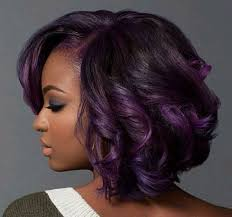 weave hairstyles with purple tips how to know which hair colour complements your black skin guardian
